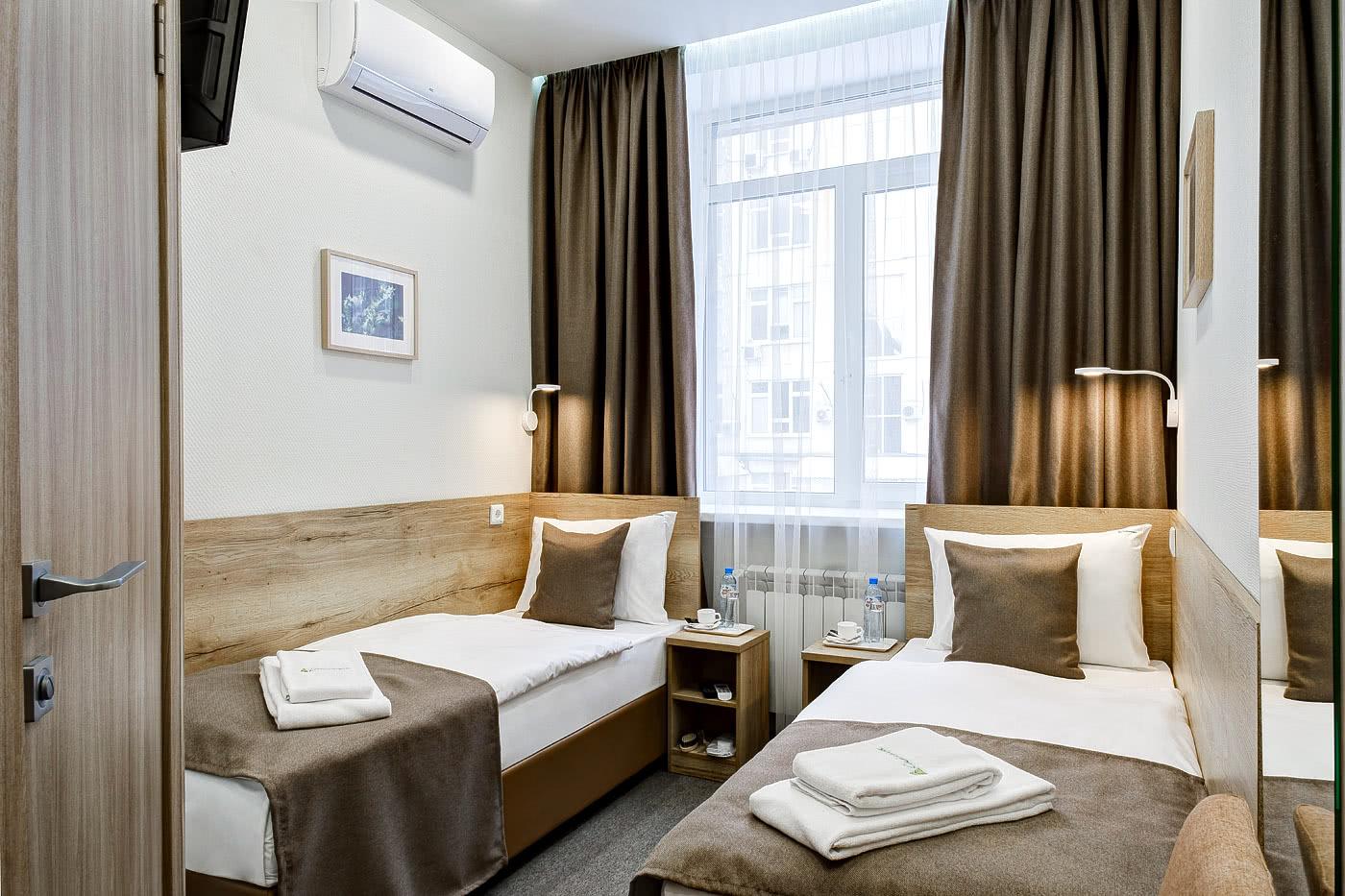 снять отель в Москве недорого