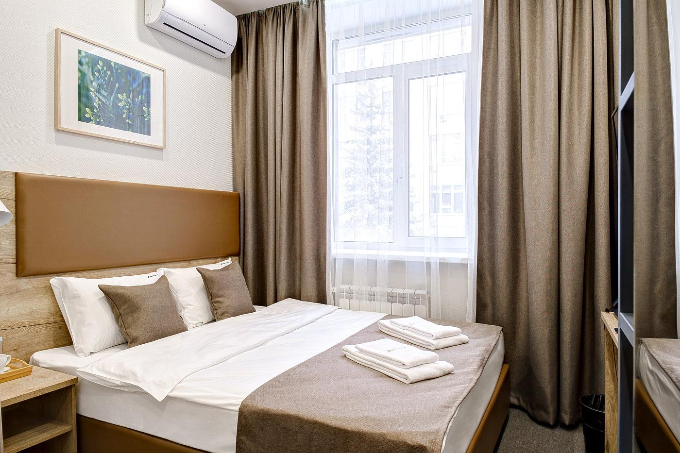 Отель в Москве недорого на сутки