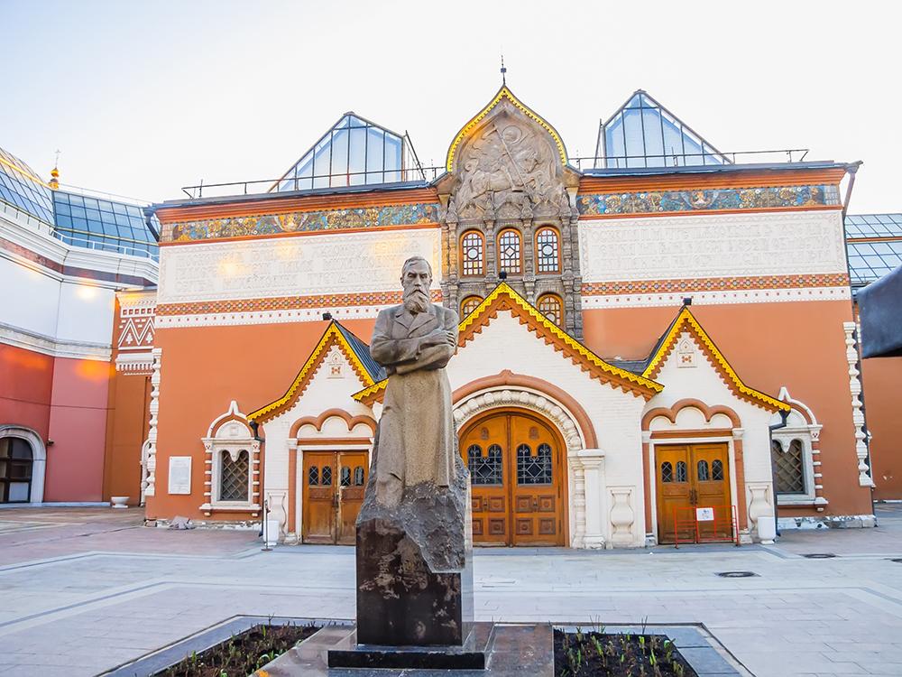 Поиск гостиниц в Москве